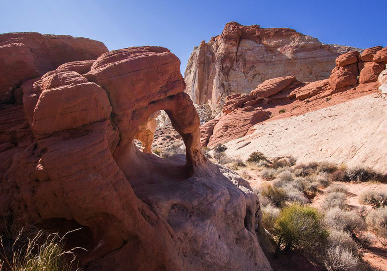 Rund um Las Vegas, Valley of  Fire