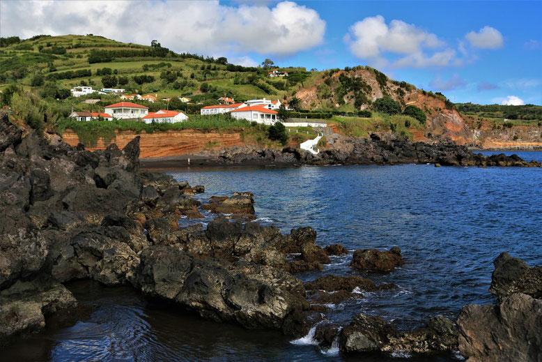 Praia do Almoxarife, Faial