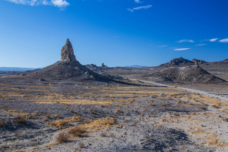 Mojave Wüste, Trona Pinnacle