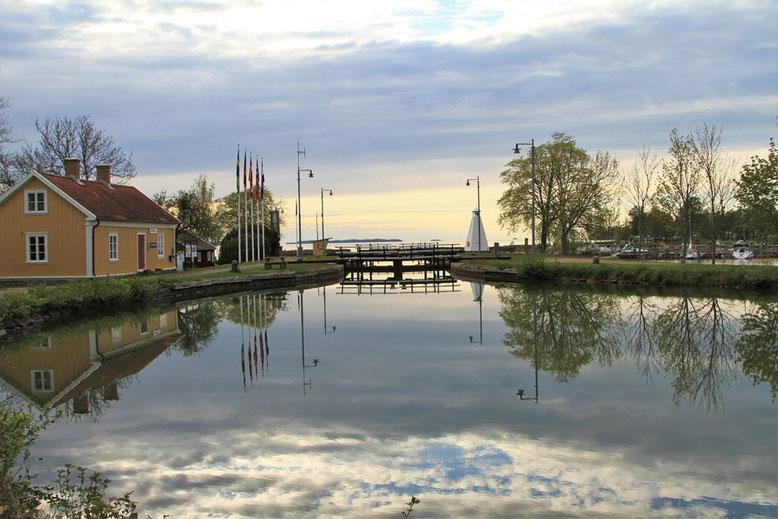 Göta Kanal, Göta Kanal, Schweden