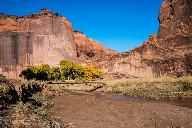 Canyon de Chelly - White House Ruins Trail
