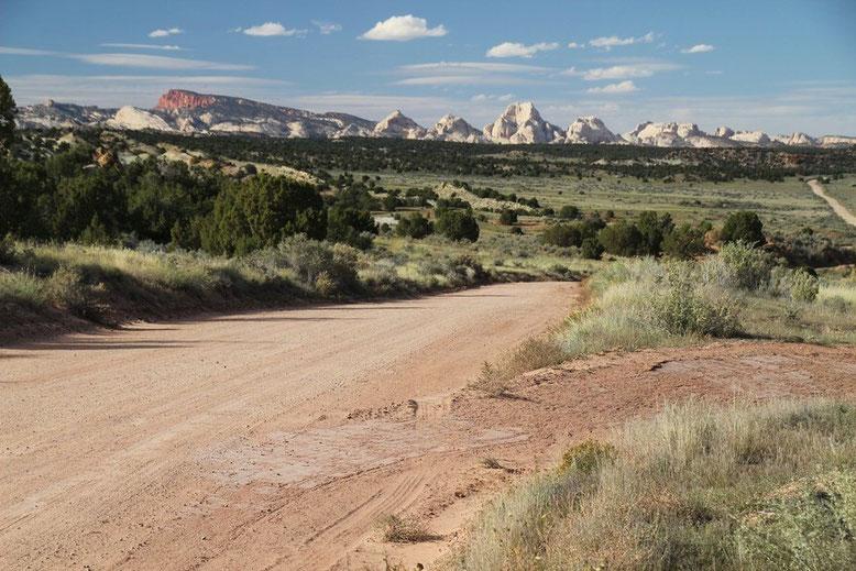 Notom Bullfrog Road