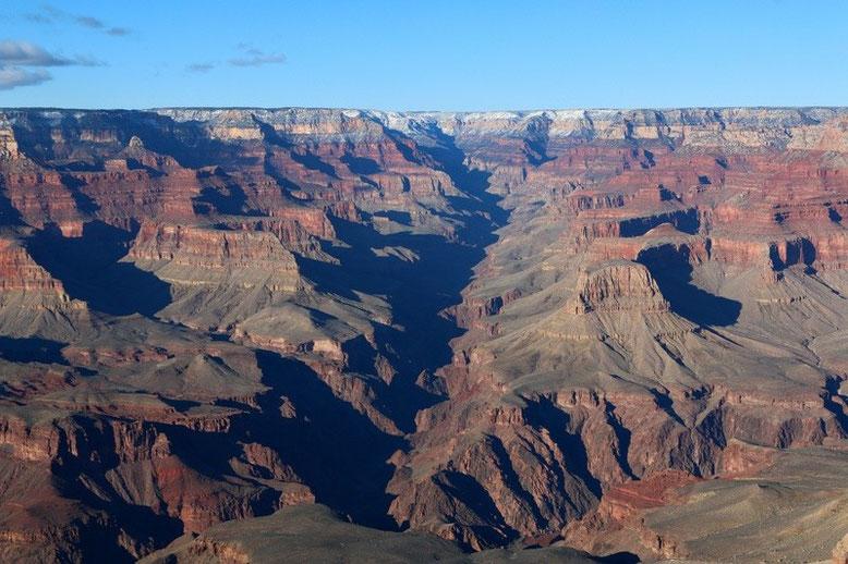 Grand Canyon NP - South Rim