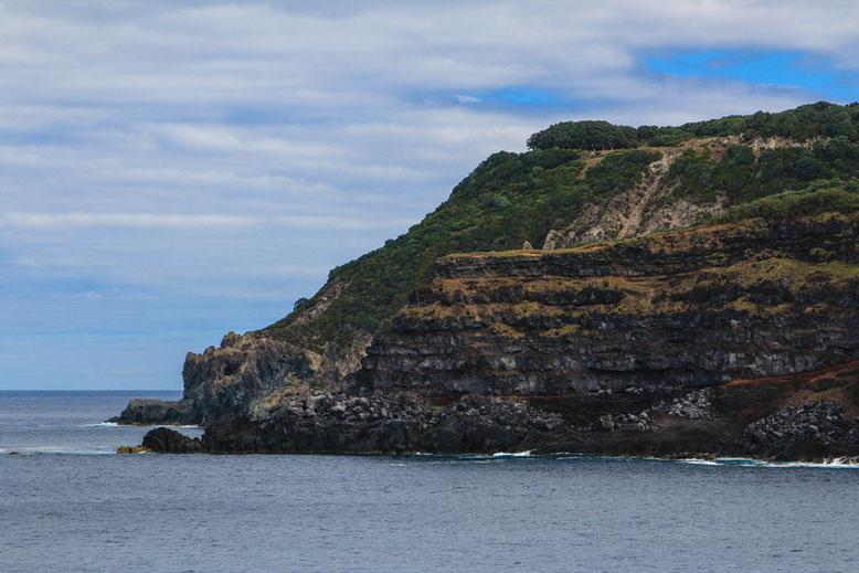 Terceira, Ponta do Queimado