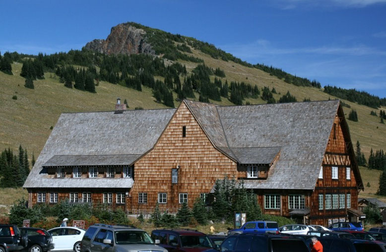 Mount Rainier National Park, Ranger Station