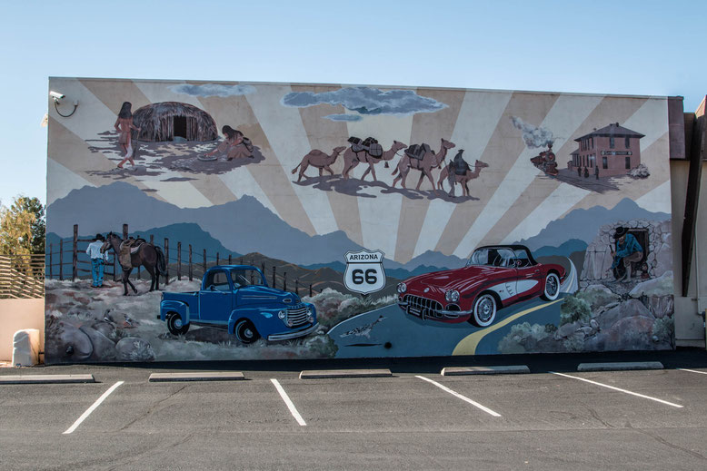 Route 66, Kingman
