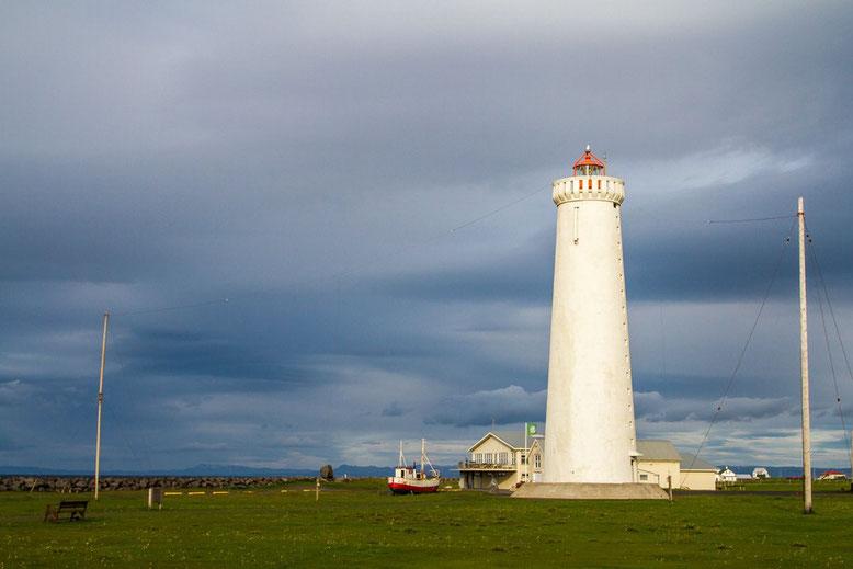 Lighthouse Garður, erbaut 1944