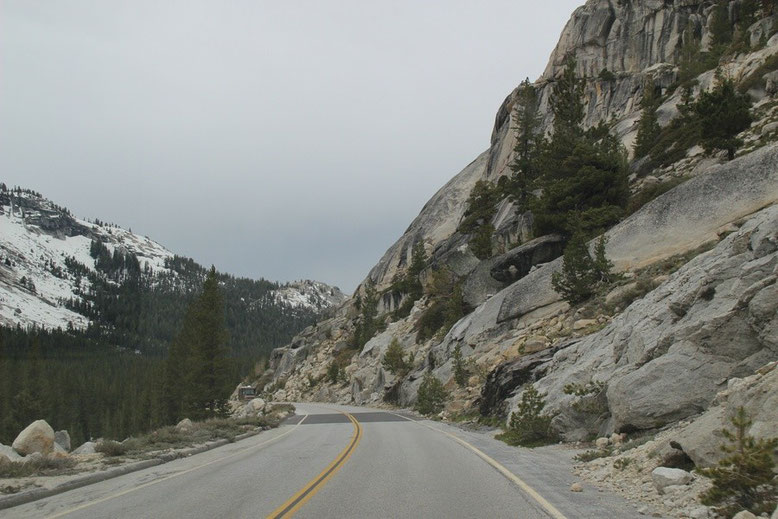 Yosemite National Park, Tioga Road