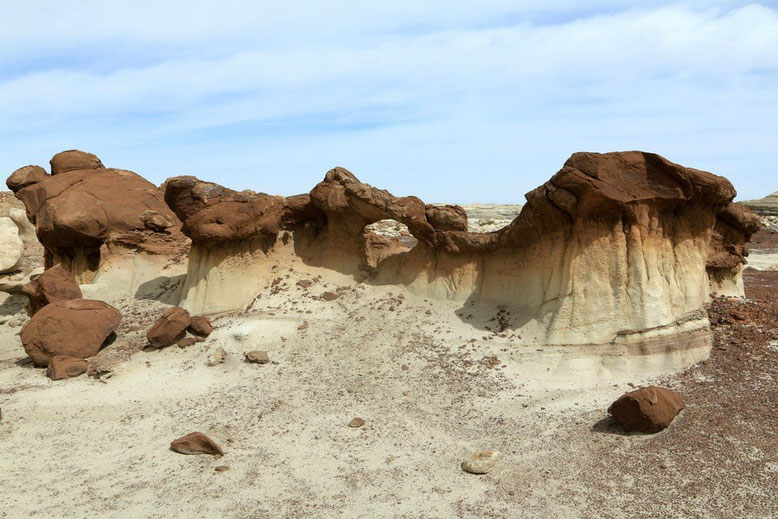 Bisti /  De-Na-Zin Wilderness Area