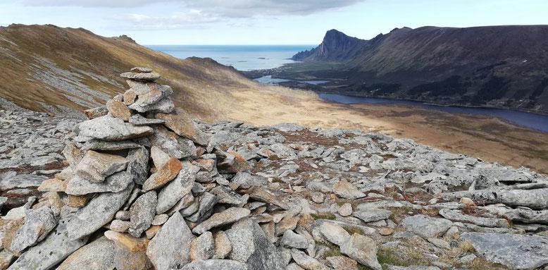 Wanderung zum Wanderung zum Måtinden, Andøya