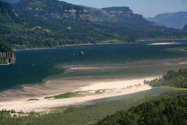 ...Columbia River
