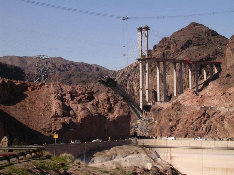 Hoover Dam, Nevada-Arizona, USA