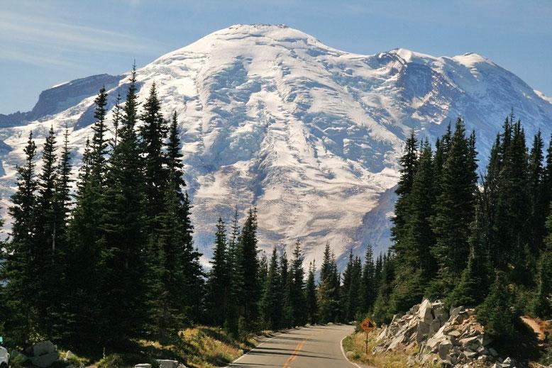 ...beeindruckende Berggipfel