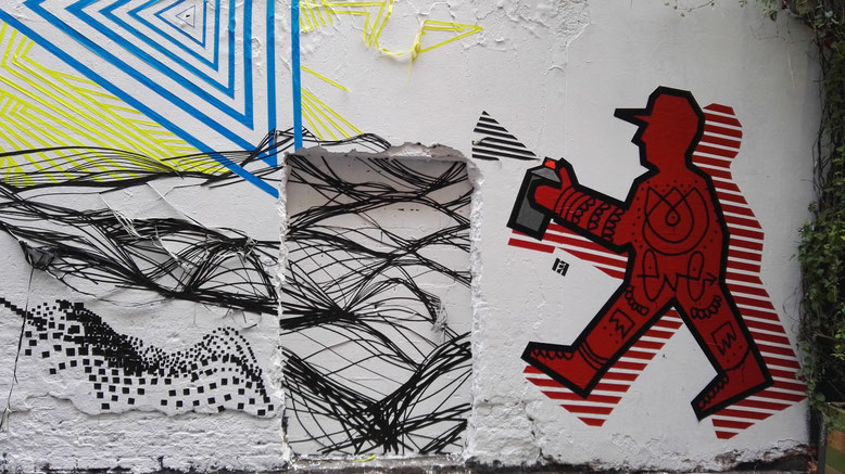 Street Art Graffiti Berlin