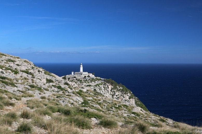 Leuchtturm Faro de Formentor