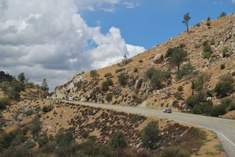 Kern Canyon Road