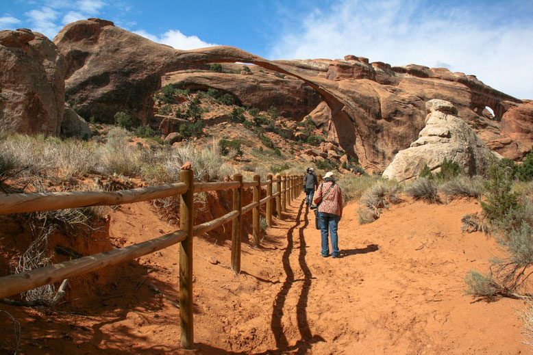 Arches National Park, Devils Garden Trailhead