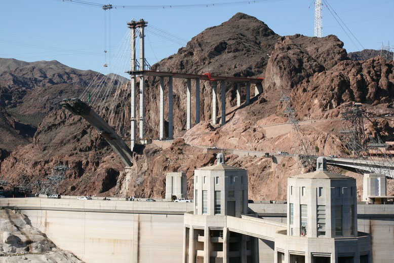 Hoover Dam, Nevada-Arizona, USA