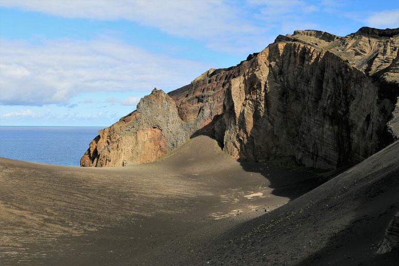 Capelinhos, Faial Azoren