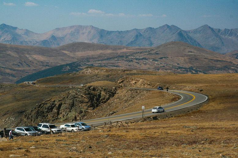 Rocky Mountains Hochebene