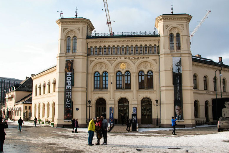 Nobel Peace Center, Oslo