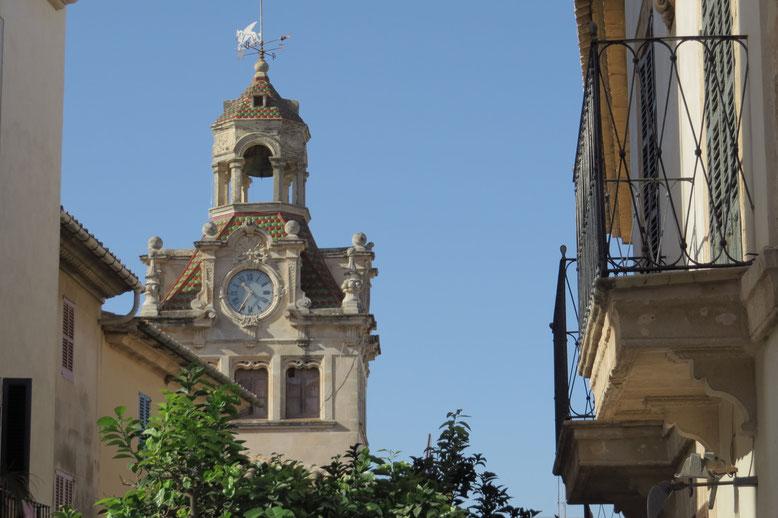 Alcudia, Rathaus