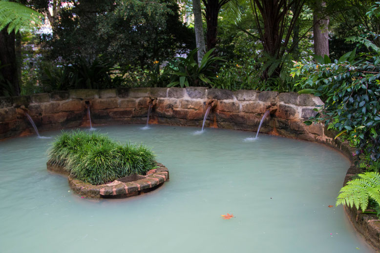 Sao Miguel, Terra Nostra Garden