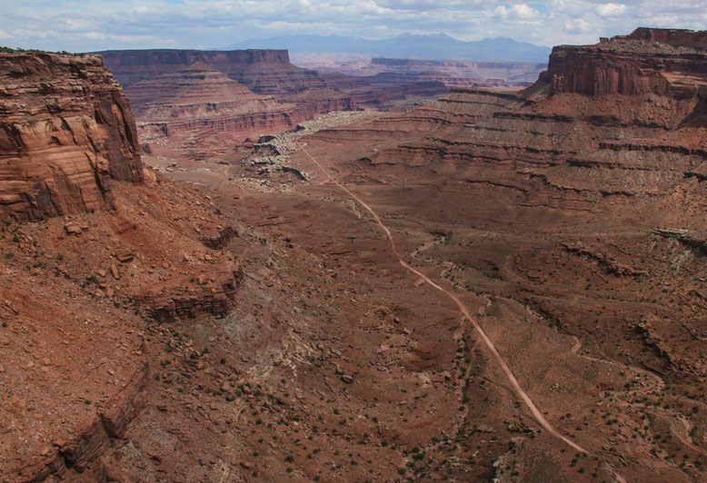 Shafer Trail, Canyonlands Np