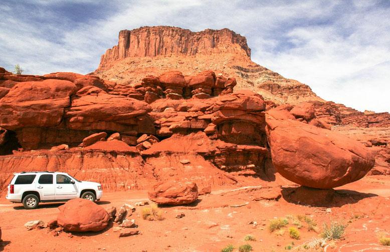 Moab, Potash Road