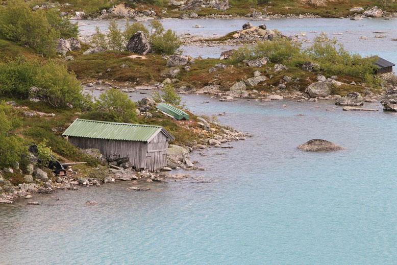 Gamle Strynefjellsvegen, Wohnmobil