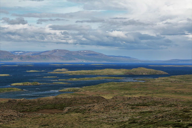 Von Súðavík zum Kirkjufell an der 590