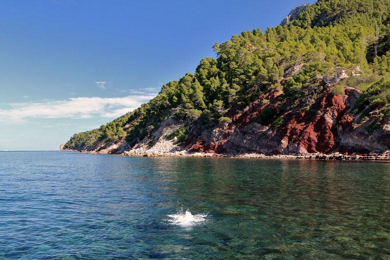 Bucht von Port de Valldemossa