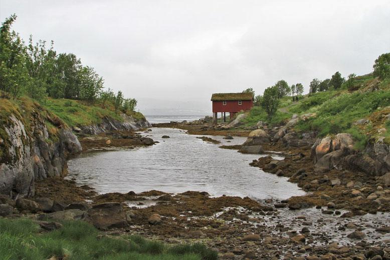 Reisebericht Norwegen, Wohnmobil, Küstenstraße Fv17