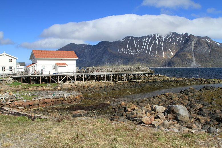 Senja, Mefjordvær