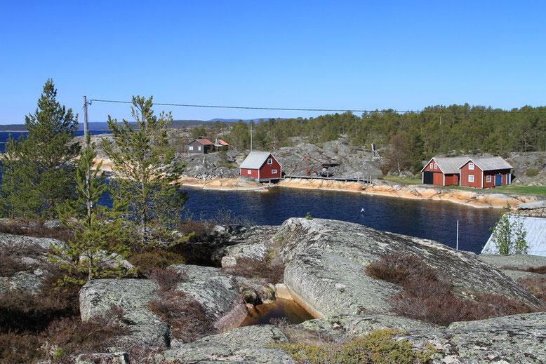 Fahrt Deutschland nach Norwegen mit dem Wohnmobil