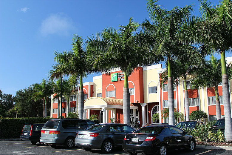 Holiday inn Express, Bradenton