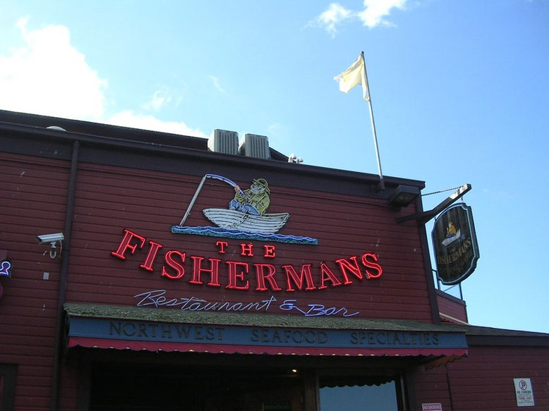 Seattle, The Fishermans
