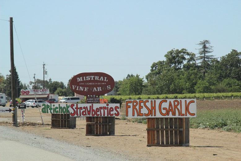 Kalifornien, auch Farmland