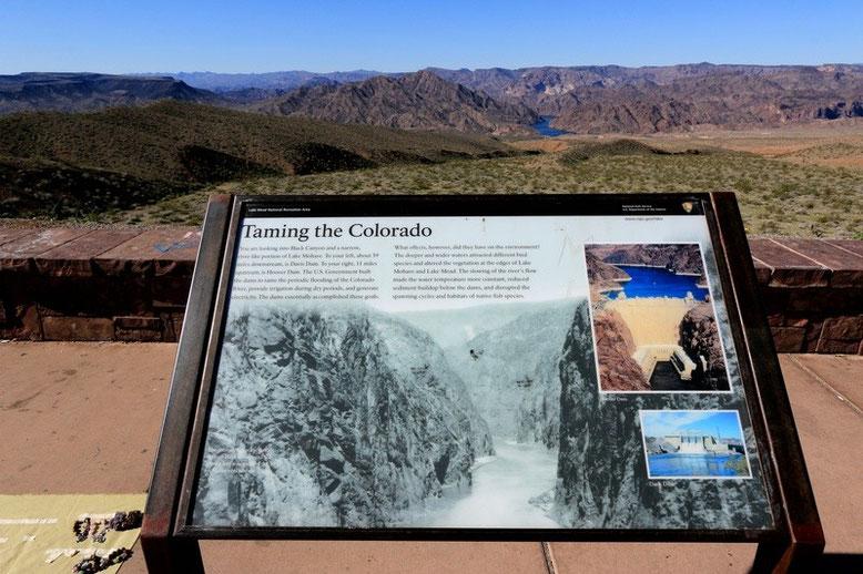 Interstate Richtung Grand Canyon