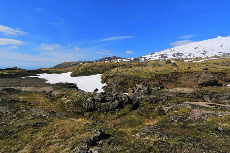 Snæfellsjökull Nationalpark