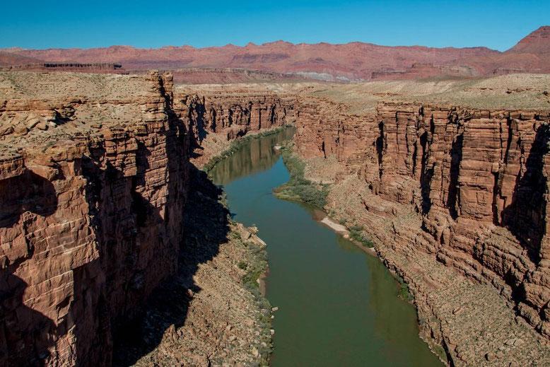 Colorado River, Navajo Bridge