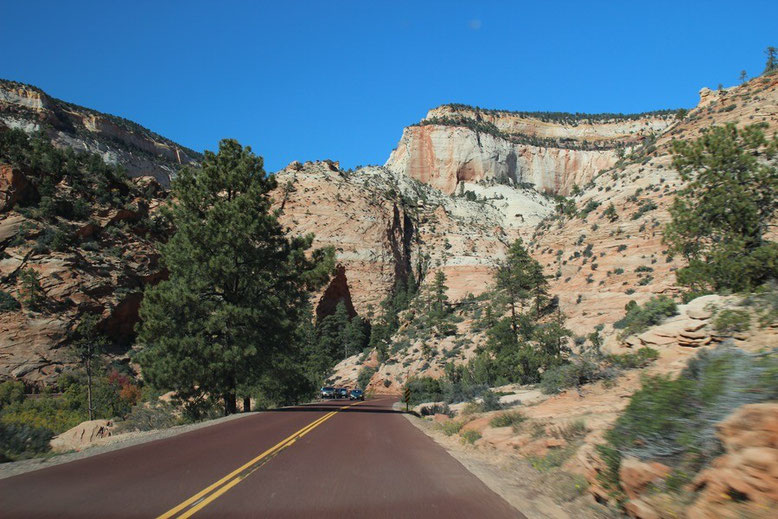 Zion NP, Scenic Byway 9