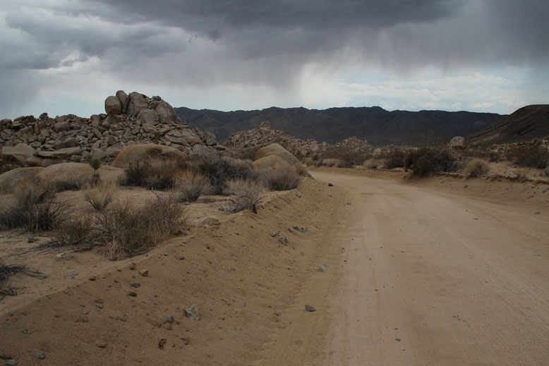 Joshua Tree National Park, Geology Tour Road