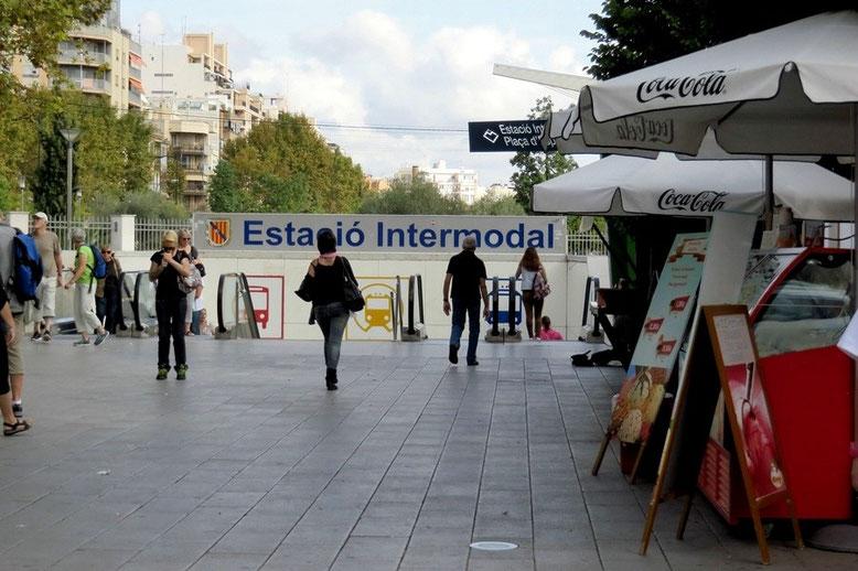 Estació Intermodal de Palma