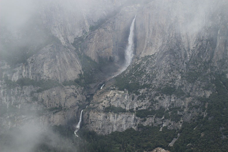 Yosemite Valley, Glacier POint