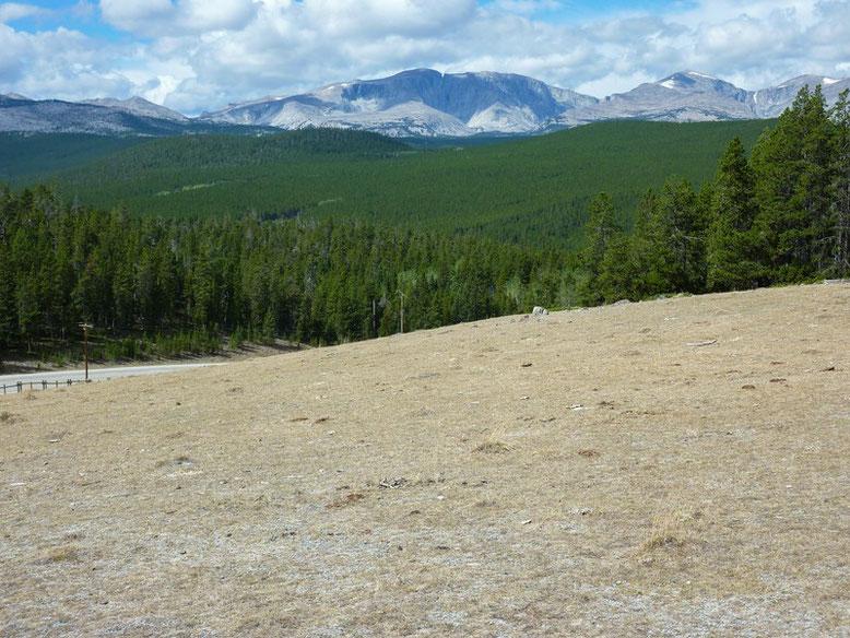 Loaf Mountain Overlook