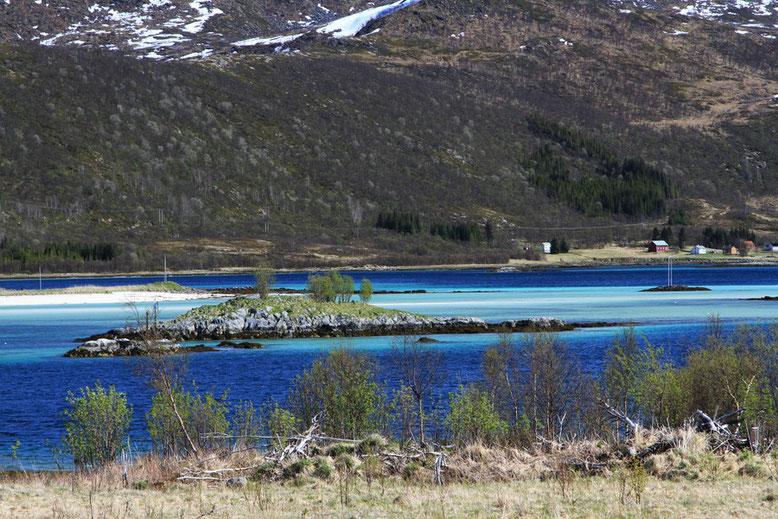 Senja,  Norwegen mit Wohnmobil Reisebericht