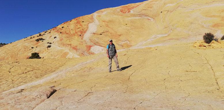 Yellow Rock Wanderung