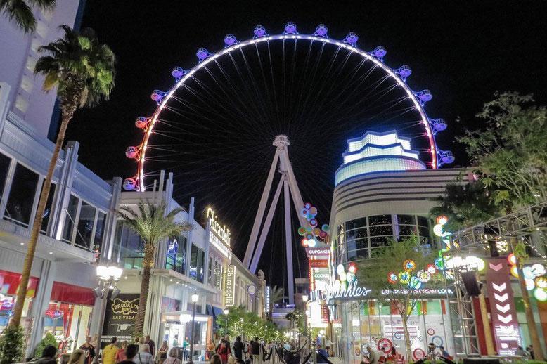 THE LINQ PROMENADE, Las Vegas