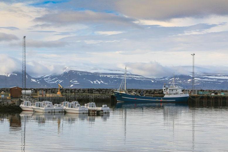 Hafen Súðavík